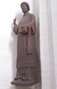 sveti Ketill (Kjeld) - duhovnik